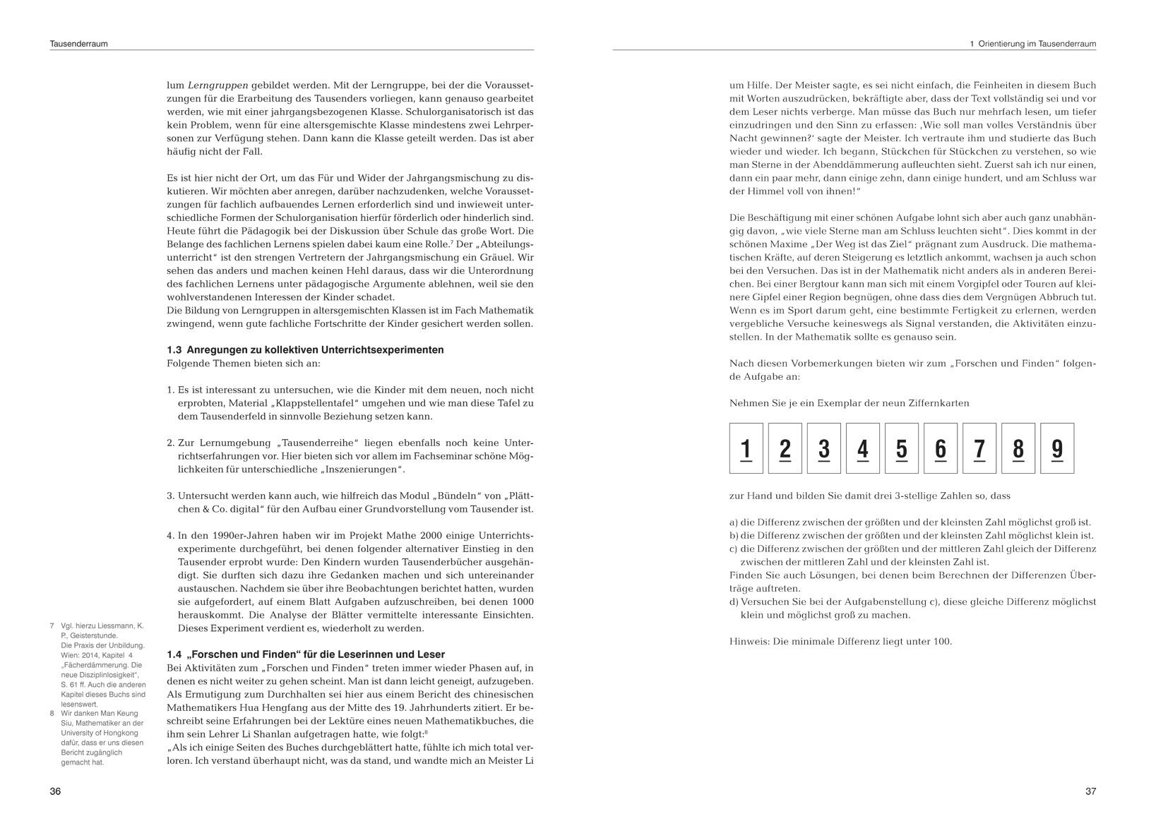 Handbuch Produktiver Rechenübungen Mathe 2000